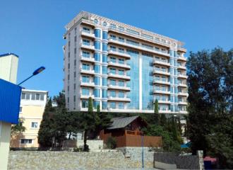 Участок в Гурзуфе под строительство гостиницы
